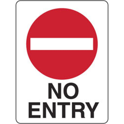 traffic signs no entry clipart best