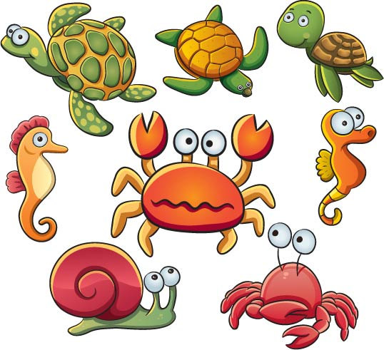 Sea Life Clipart Free - ClipArt Best
