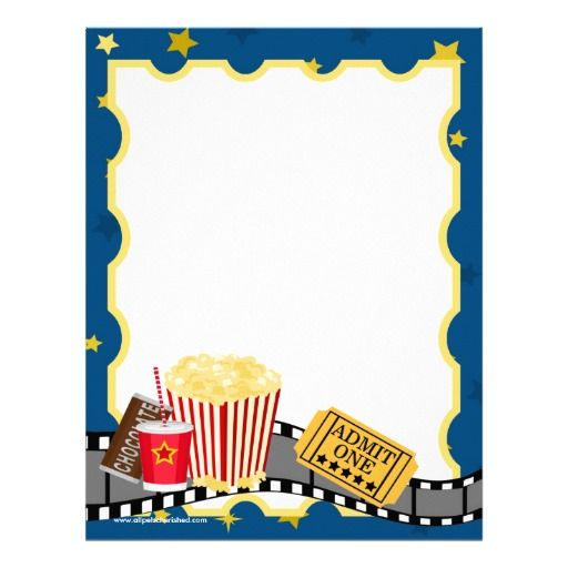 Movie Ticket Template For Word ClipArt Best – Movie Ticket Templates for Word