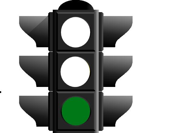 clipart traffic light green - photo #3