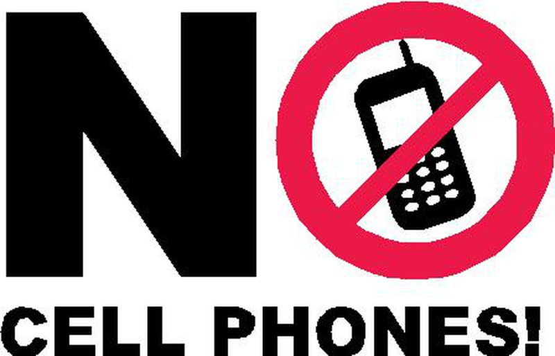 should mobile phones be banned in