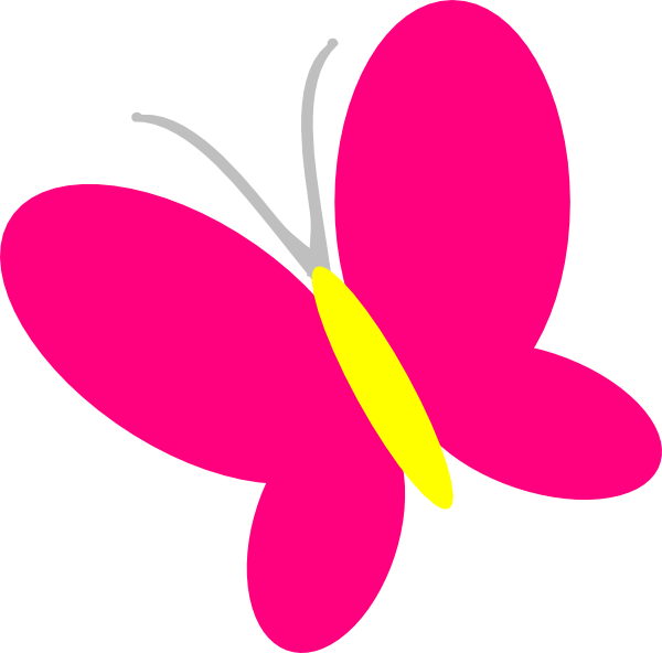 Animated Butterfly Vector - ClipArt Best