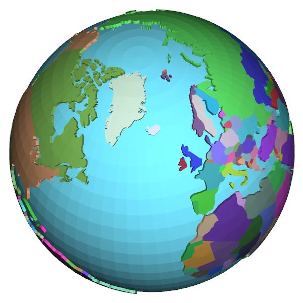 hd wallpapers globe designs