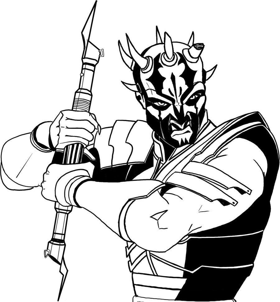 Line Art Yoda : Star wars line art clipart best