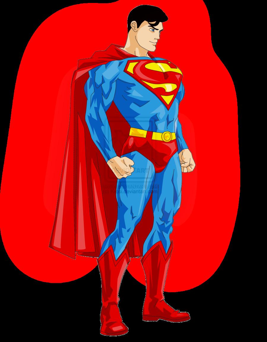 animated superman clipart - photo #36