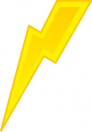 Thunder Cartoon Png