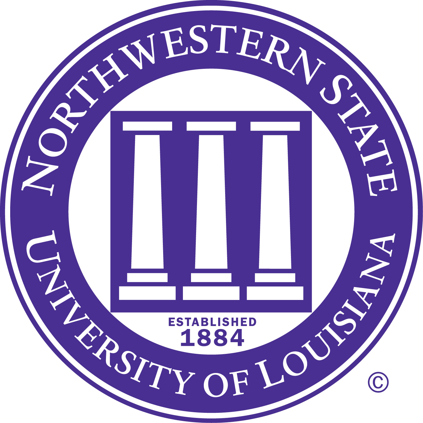 Northwestern State Visual Branding
