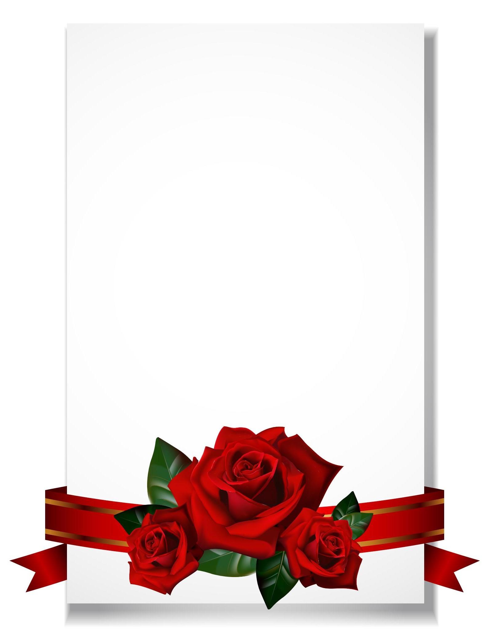 Romantic Wedding Invitation [EPS File] Vector EPS Free Download ...