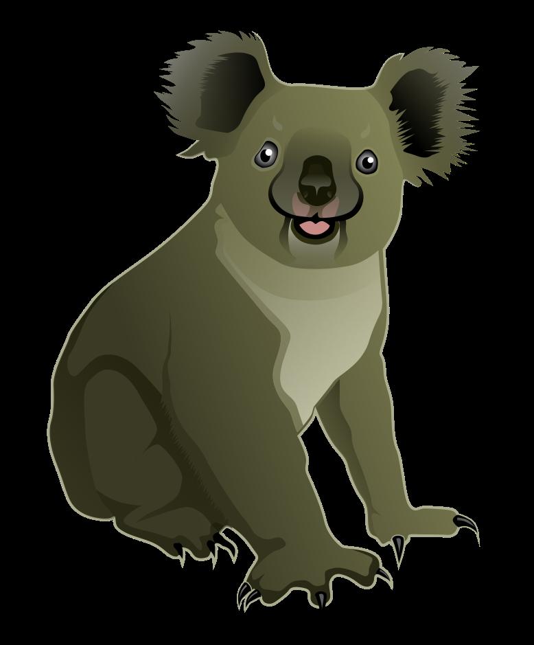 Koala Art And Design : Clip art koala bear clipart best
