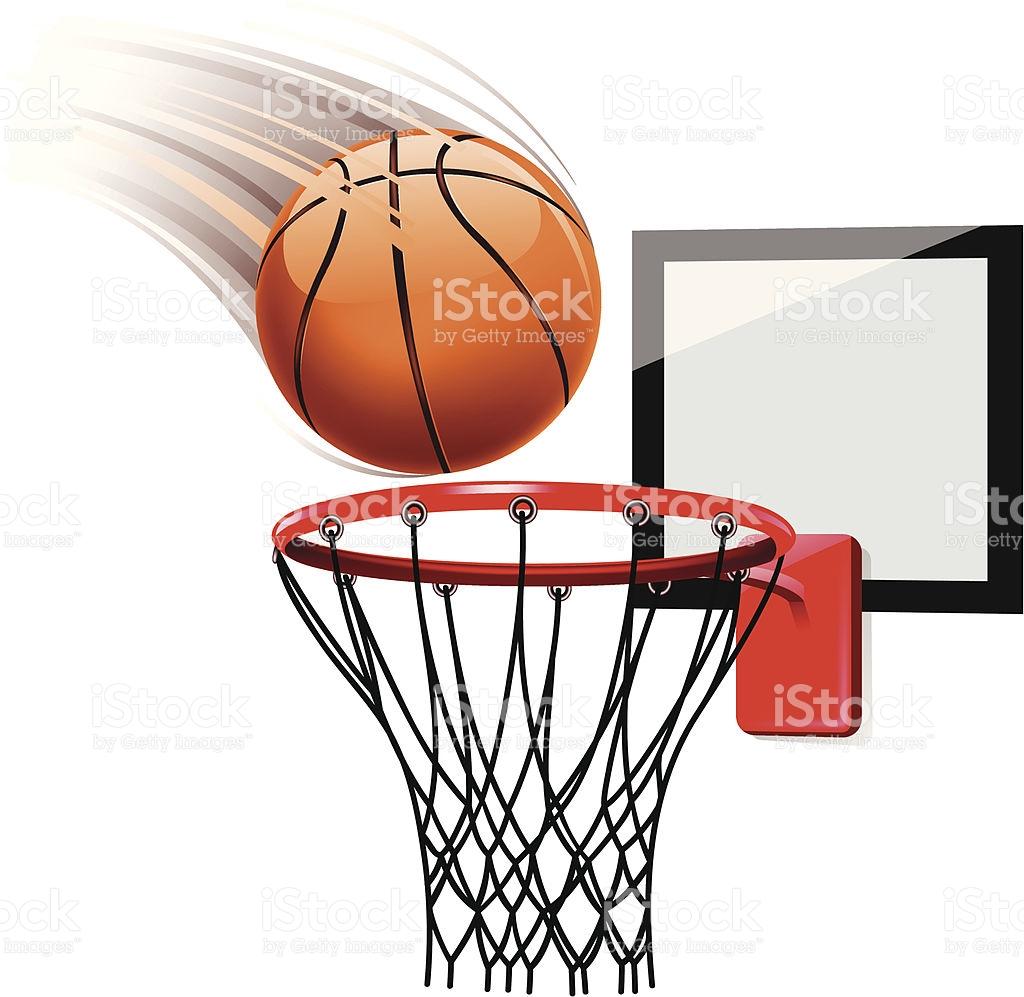 A Basketball Hoop - ClipArt Best