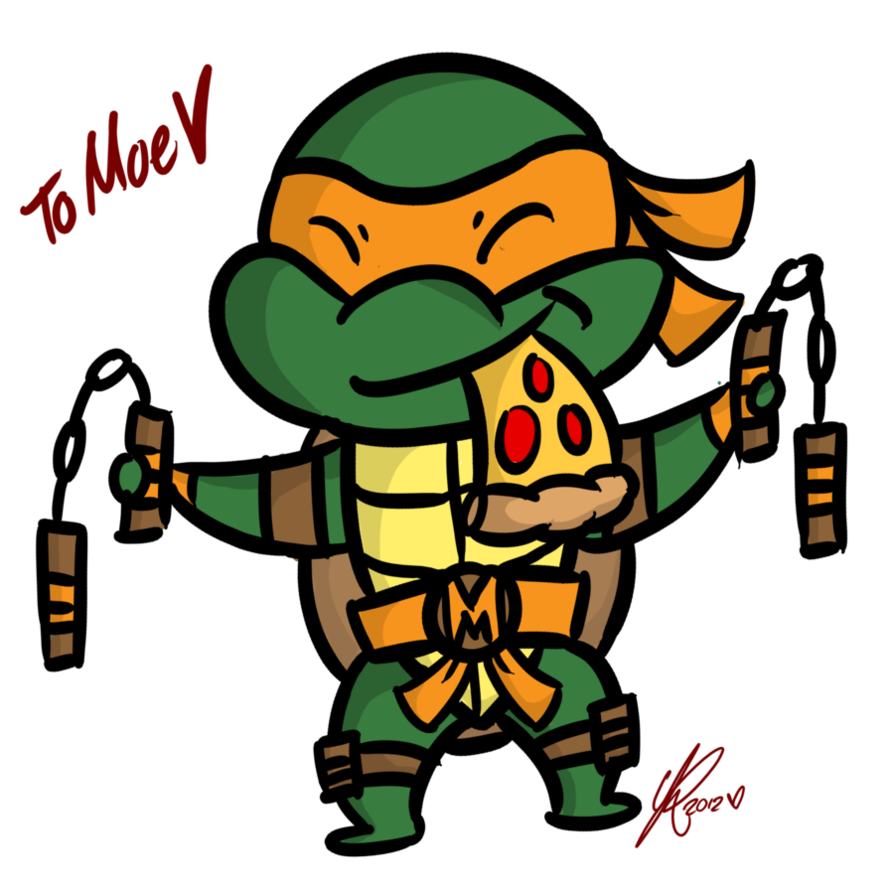 Cartoon Teenage Mutant Ninja Turtles - ClipArt Best