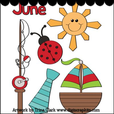 June Clipart Free - ClipArt Best