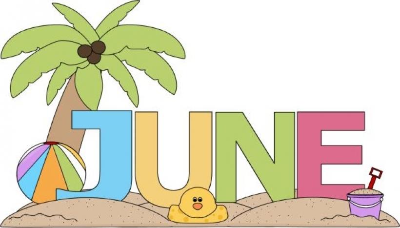 Clip Art Calendar June : Clip art june clipart best