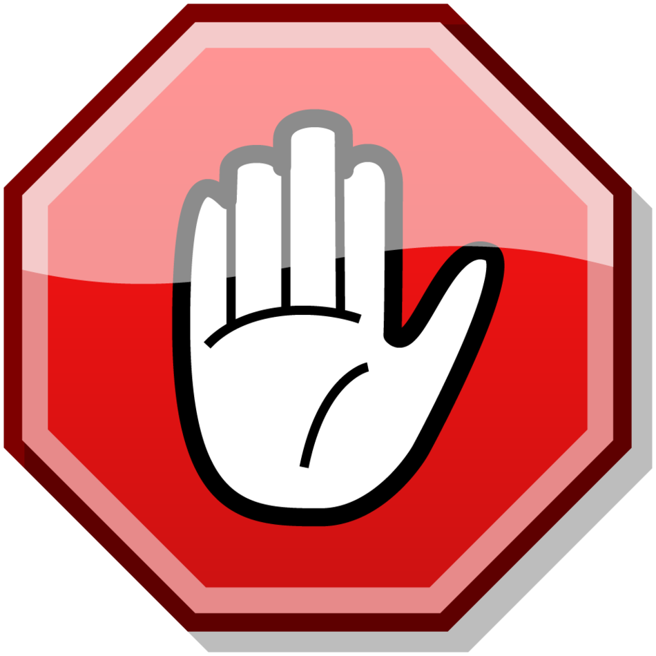 Printable Stop Sign Template Clipart - Free to use Clip Art Resource