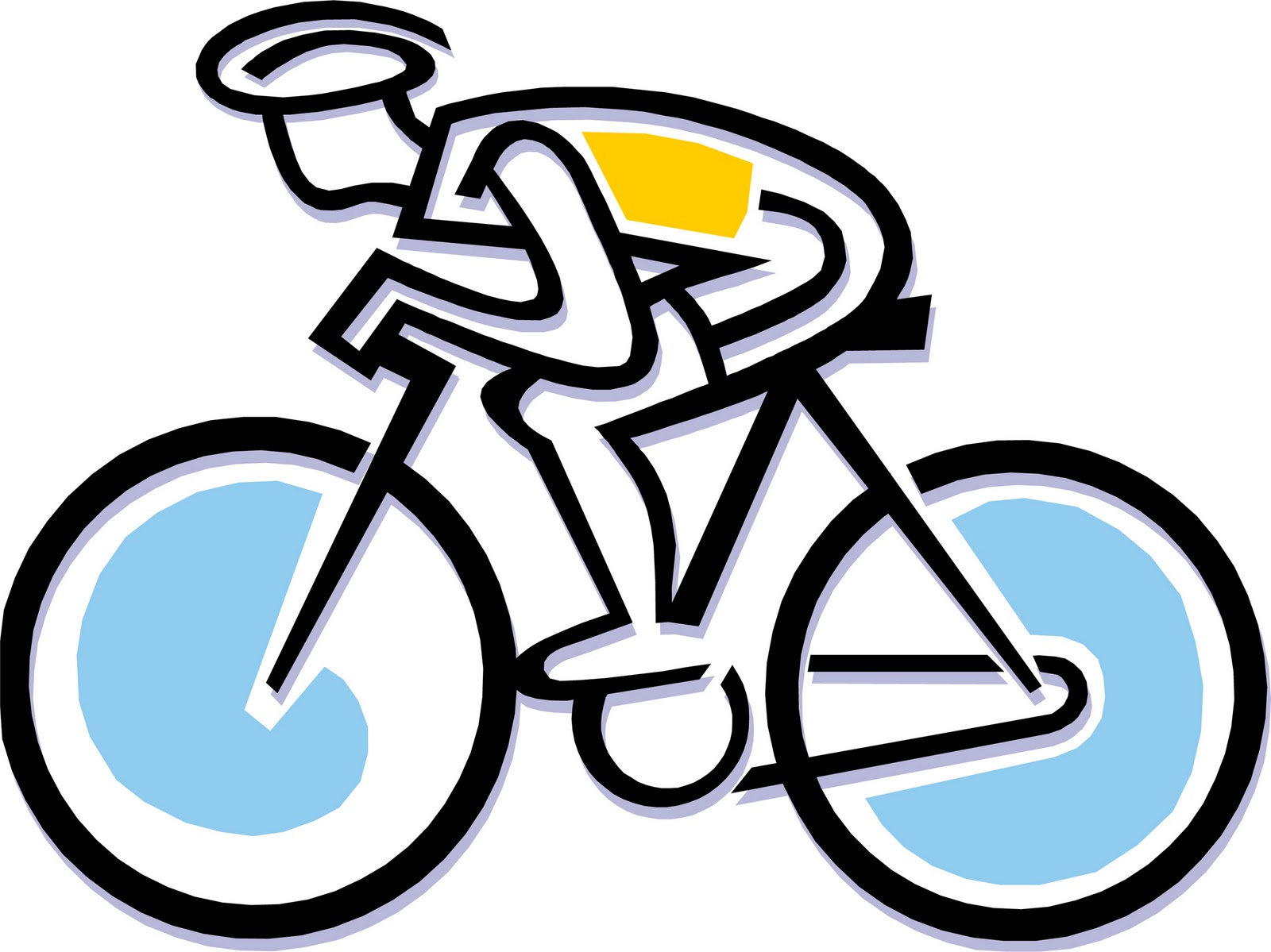 Bicycle Cartoon Images Clipart Best