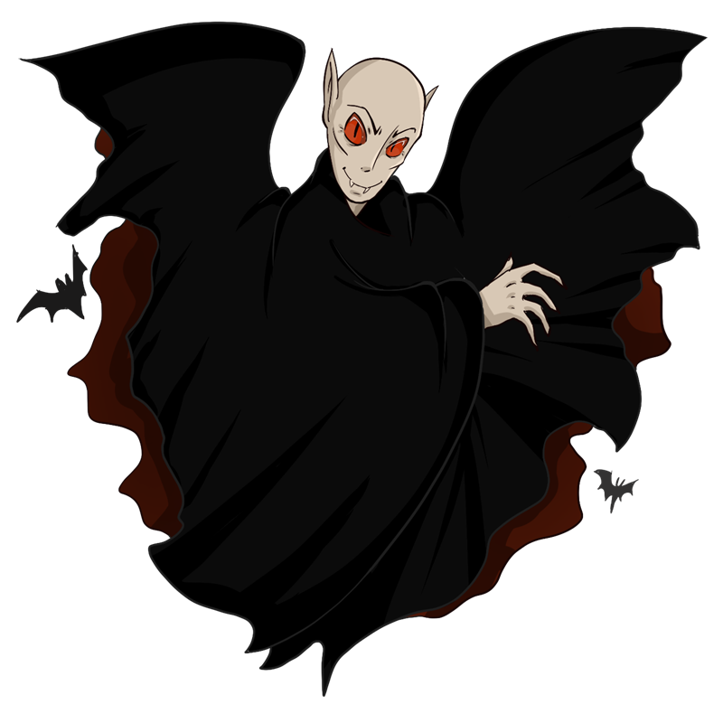 Free to Use & Public Domain Dracula Clip Art