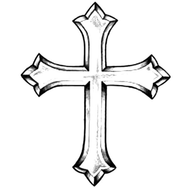 Printable Pictures Of Crosses