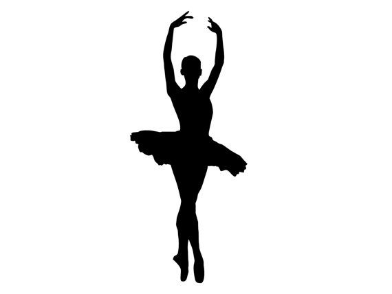 Ballerina Silhouette | Silhouettes ... - ClipArt Best - ClipArt Best