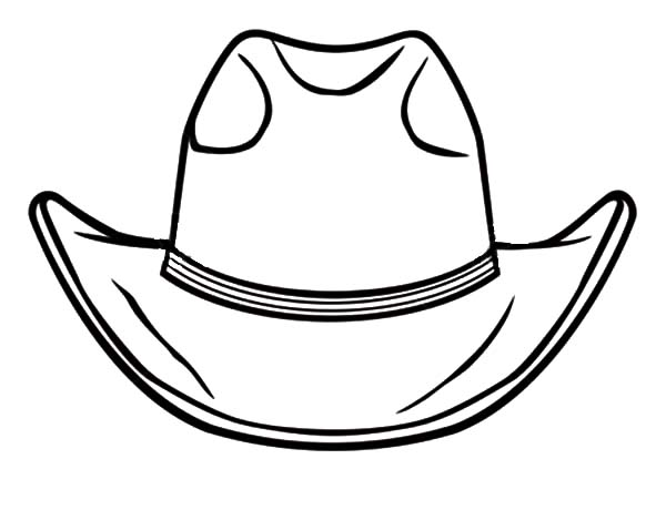 Cowboy Boot Coloring Pages ClipArt