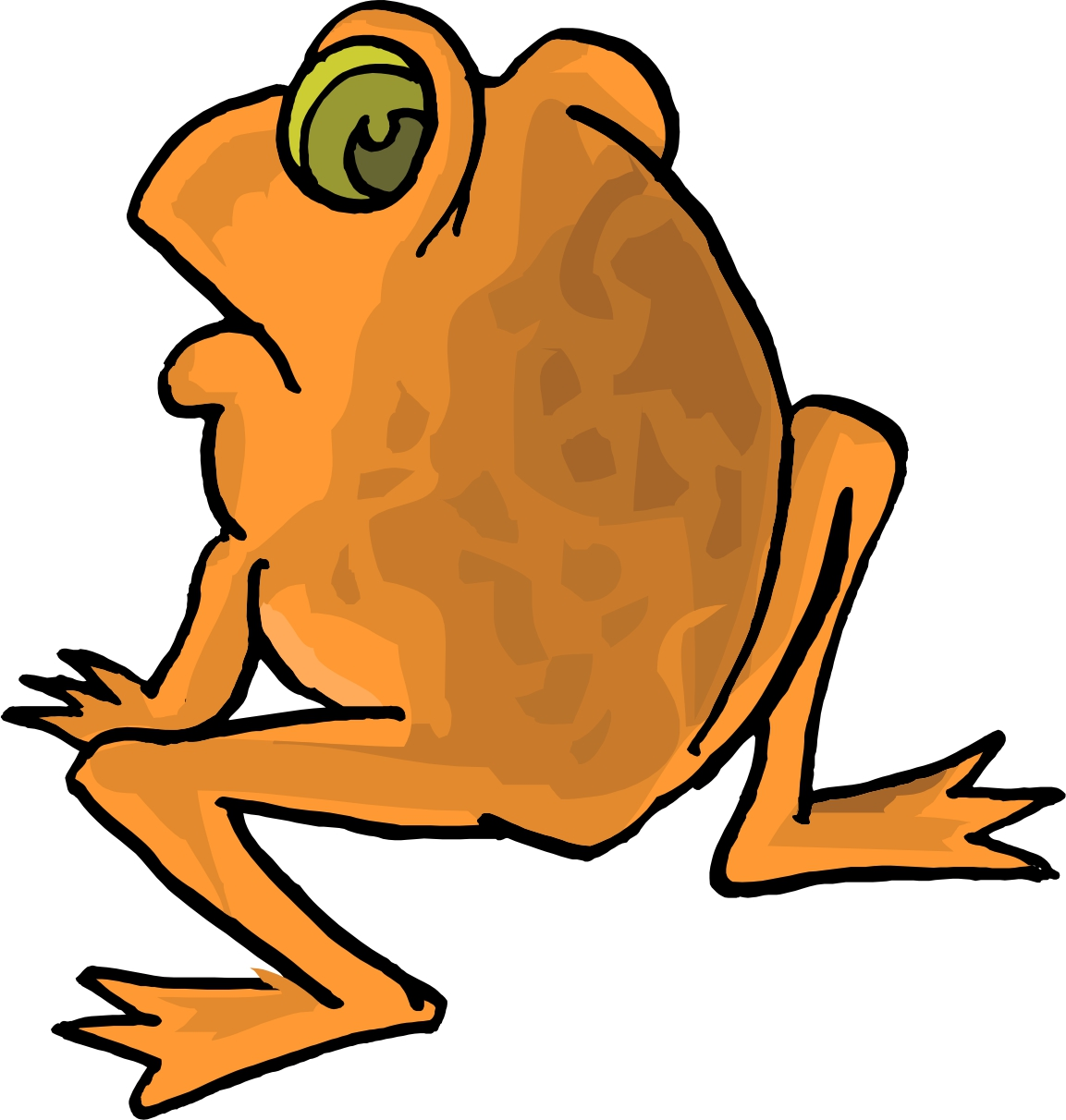 Toad cartoon images