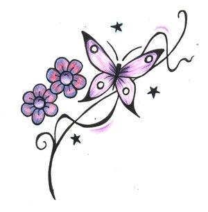 Creative Butterfly Tattoo Designs ClipArt Best