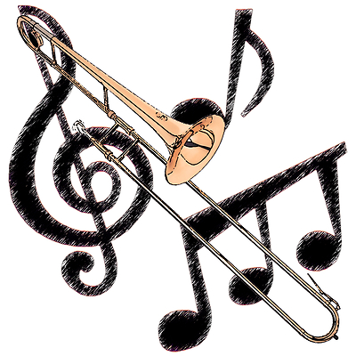 Cartoon Trombone - ClipArt Best