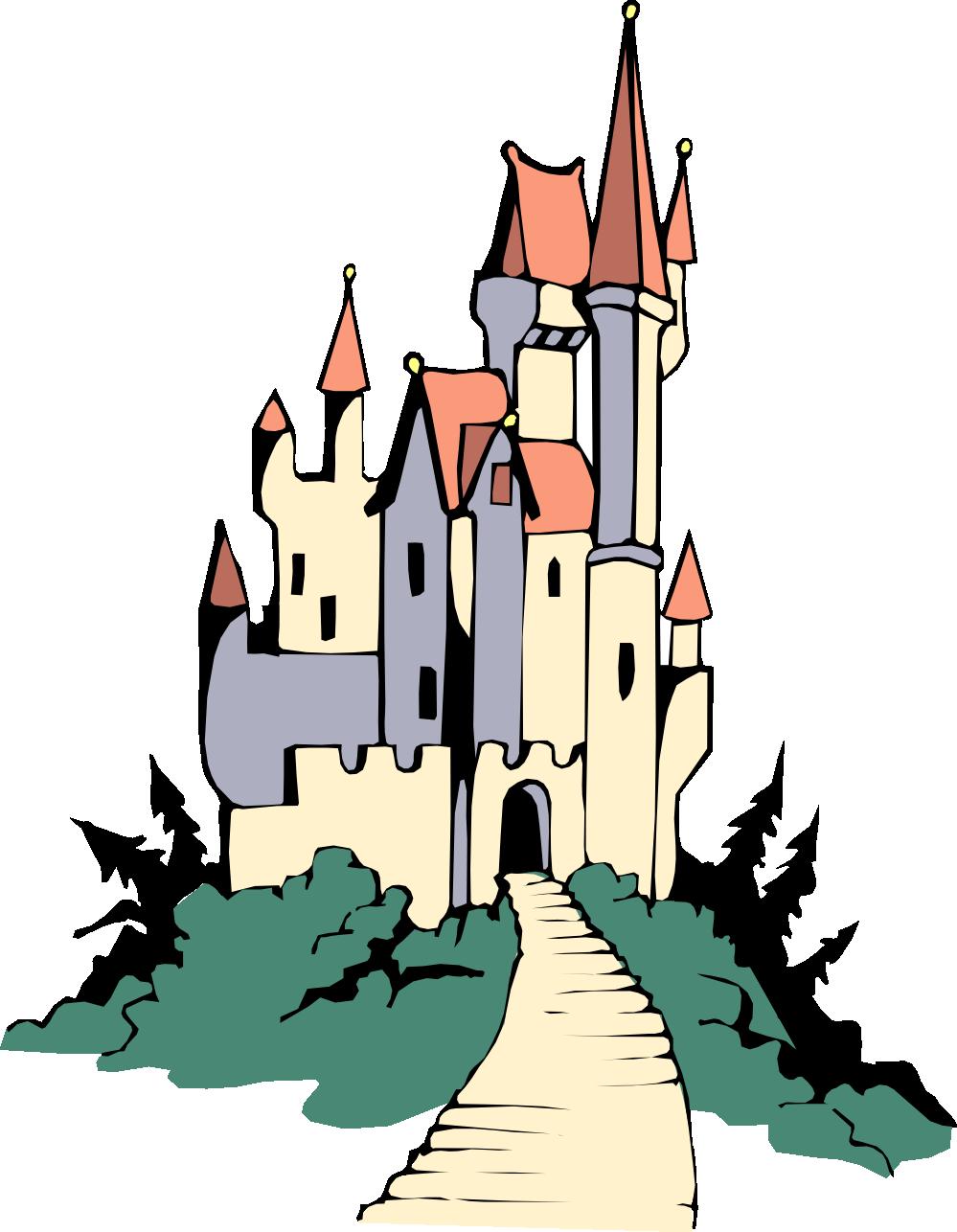 clipart disney castle - photo #8
