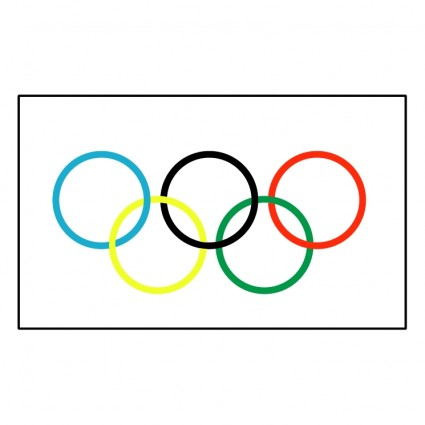 Olympic rings logo vector Free vector for free download (about 2 ...