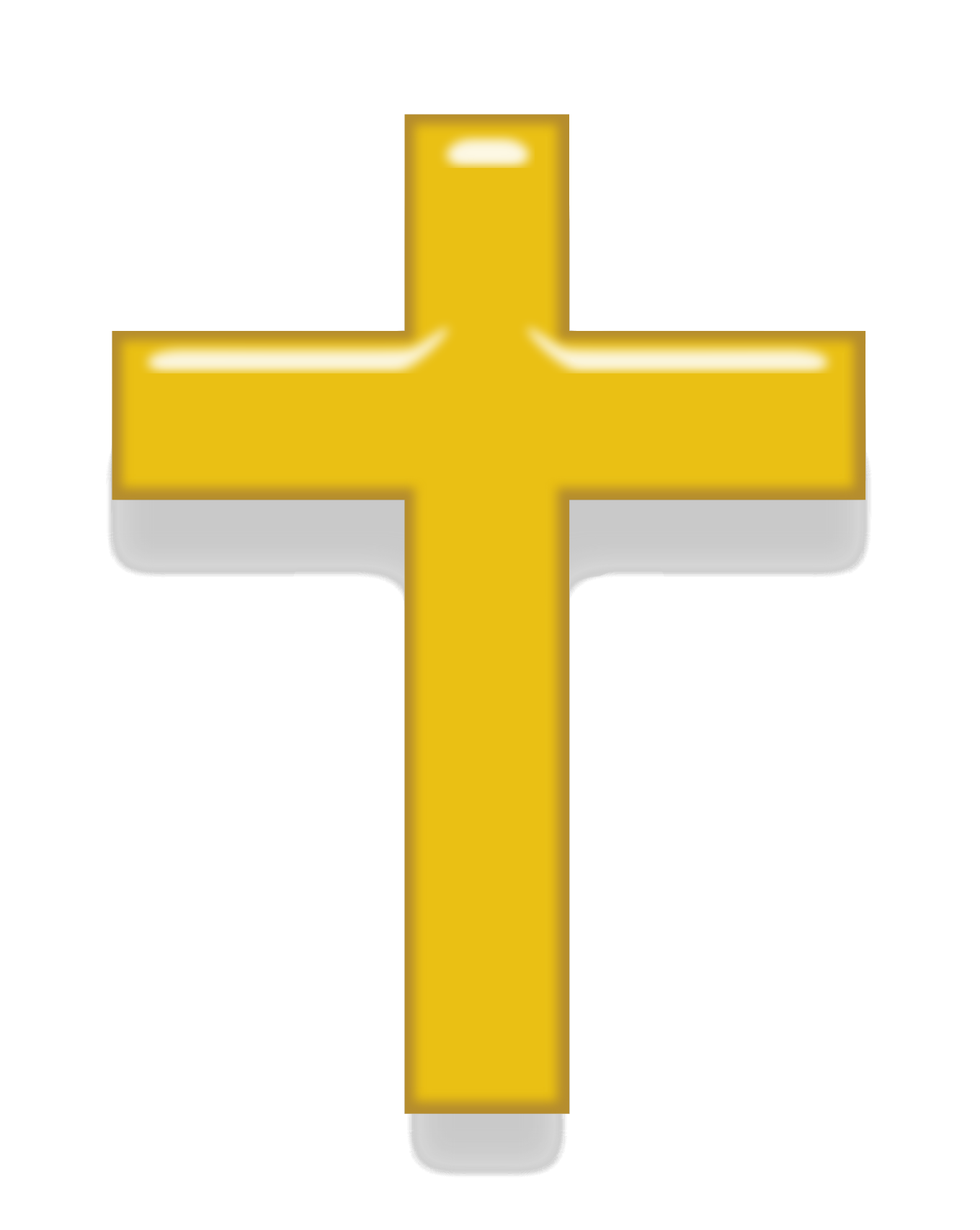 Latin cross gold clipart best clipart best for What does the fish symbol mean in christianity