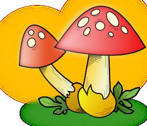 Romanov Mushroom Clip Art Vector Clip Art Online