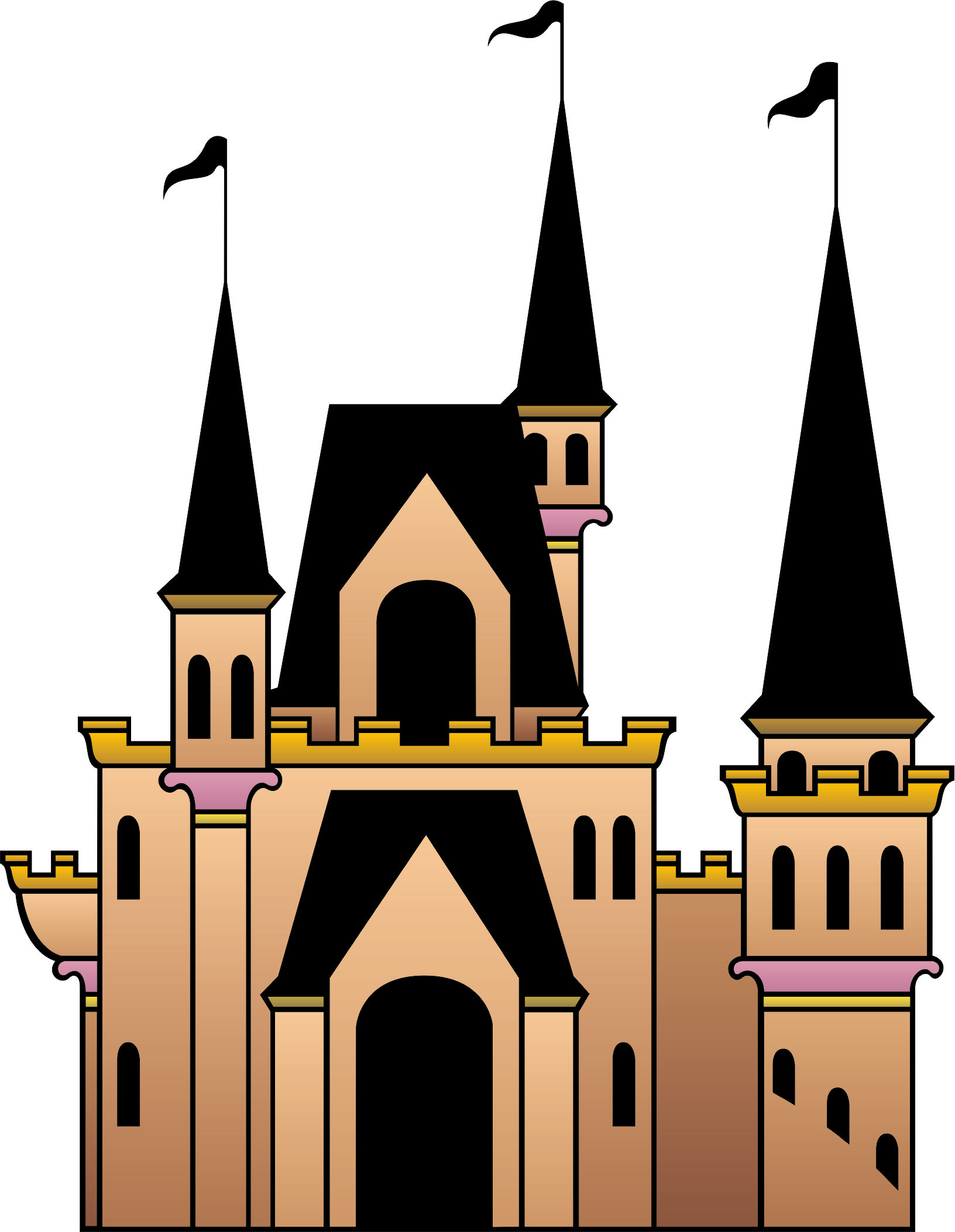 32 cartoon castle images . Free cliparts that you can download to you ...