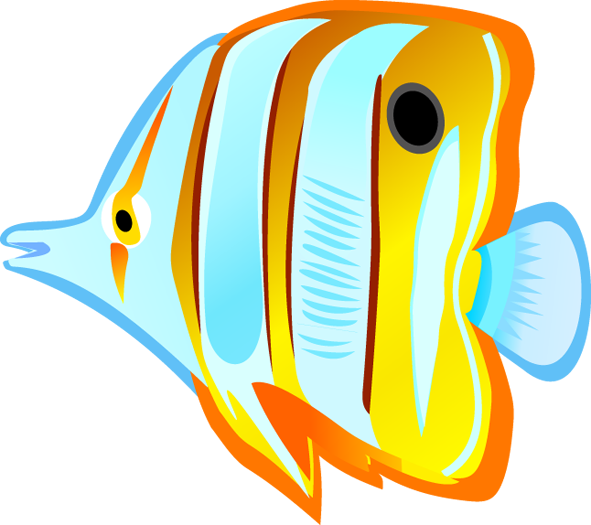 Ocean fish clip art clipart best for Clip art fish