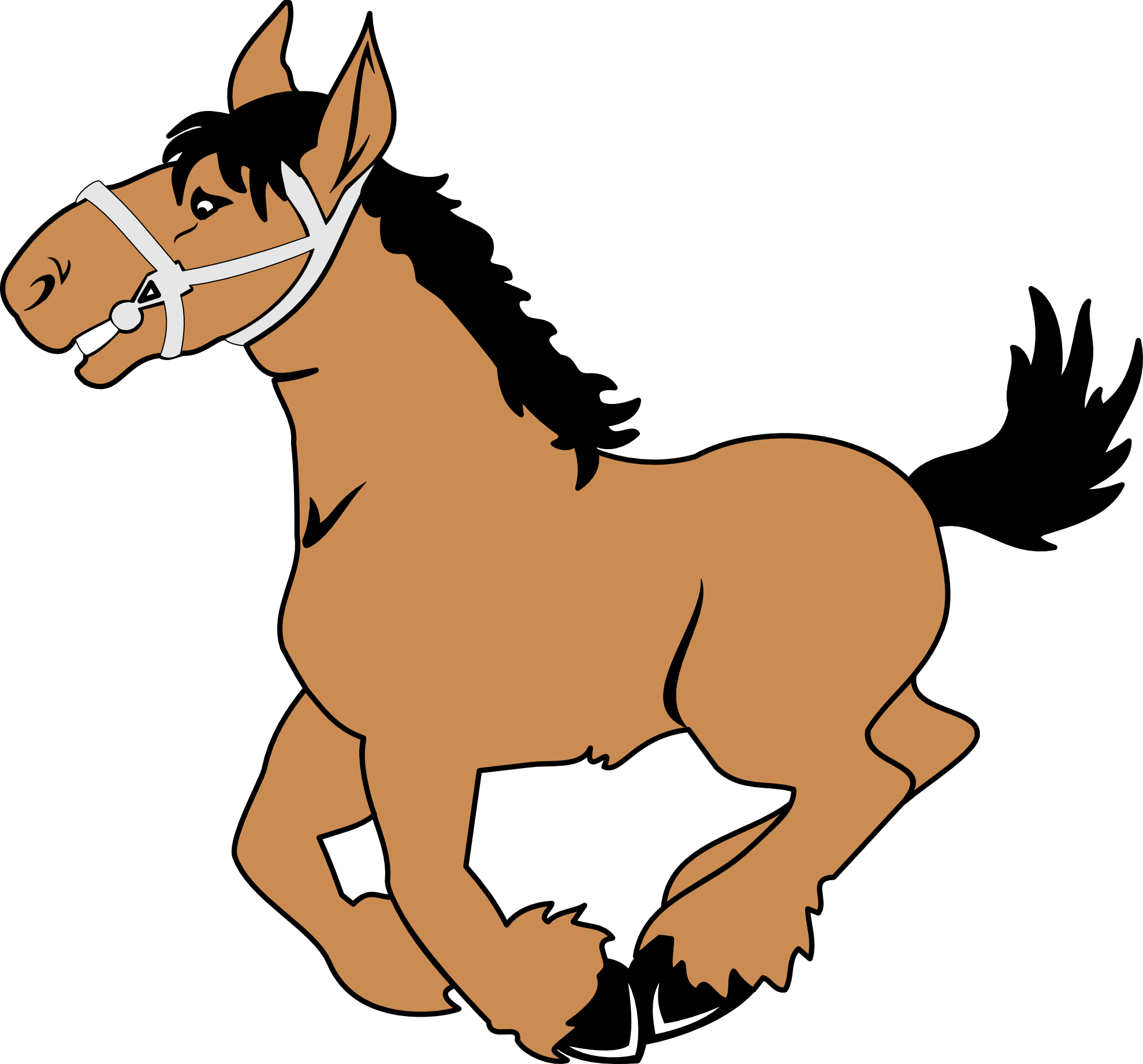 Horse Clip Art Pictures - ClipArt Best