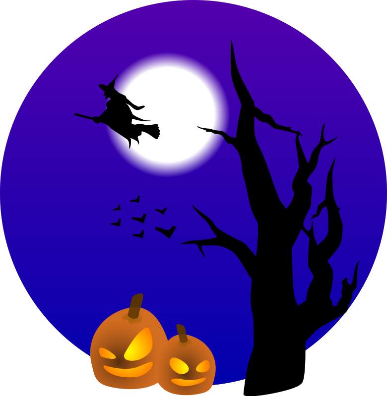 animated halloween clipart - photo #22