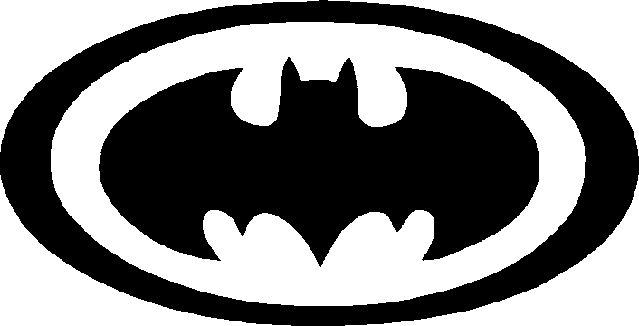 Batman Logo Coloring Pages By Anna