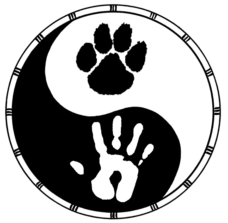 Paw n Hand dog training Logo