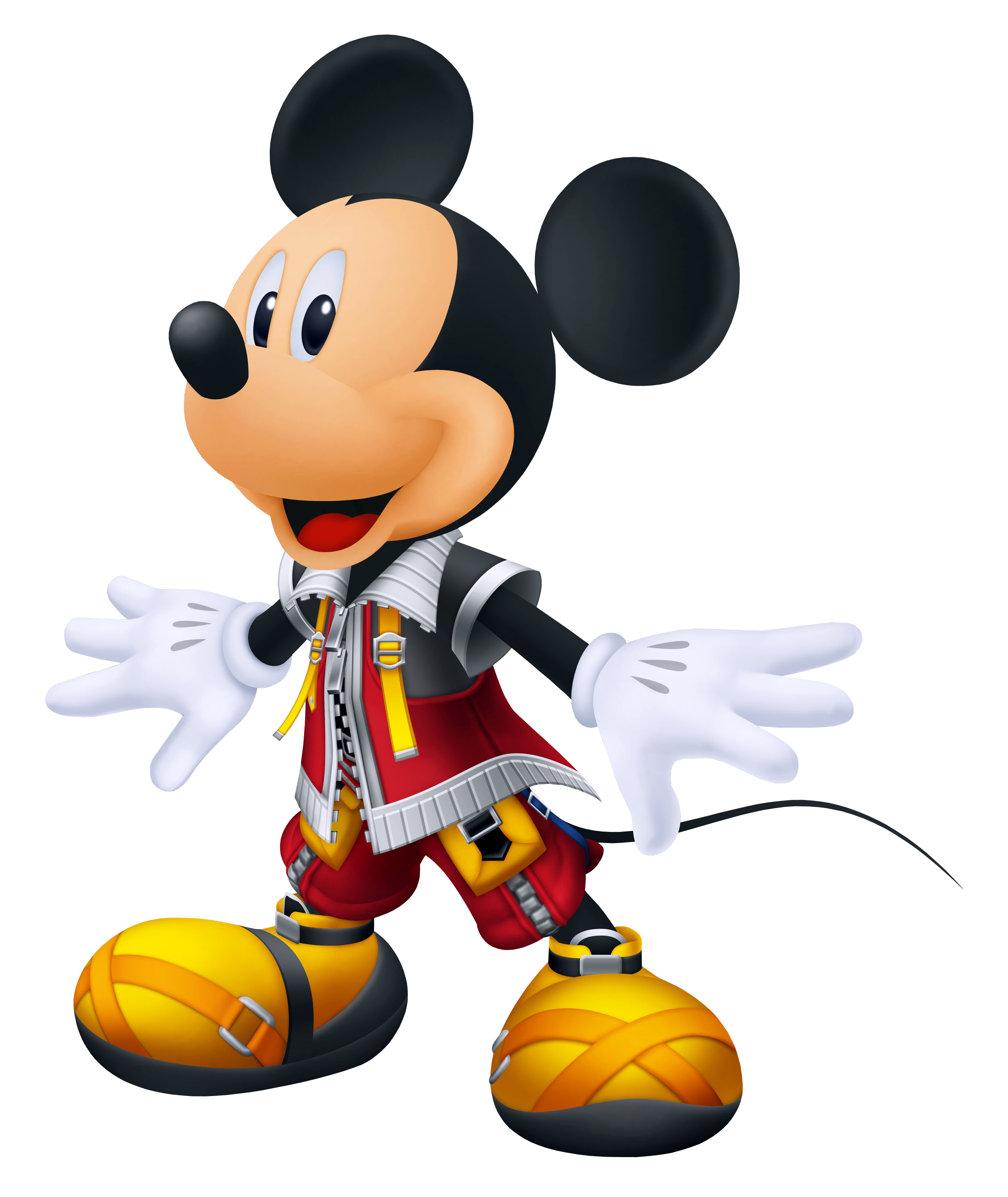 Mickey mousing