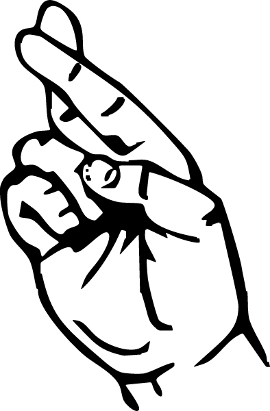 Middle Finger Clipart Free - All About Clipart