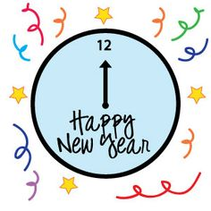Free New Years Eve Clip Art - ClipArt Best