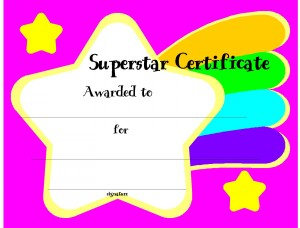 Printable Reading Award Certificates  K12readercom