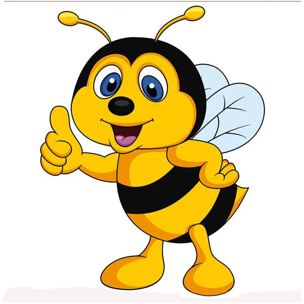 This is a picture of Epic Funny Bee Picture