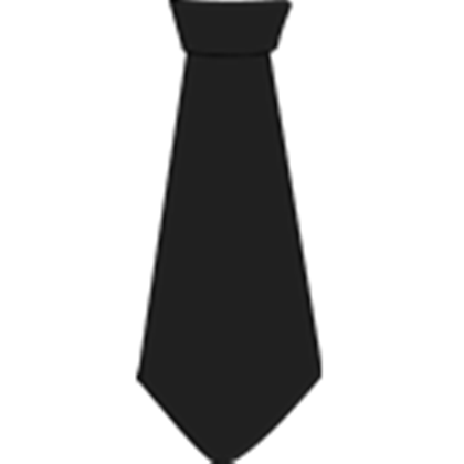 black and white neck tie clipart best