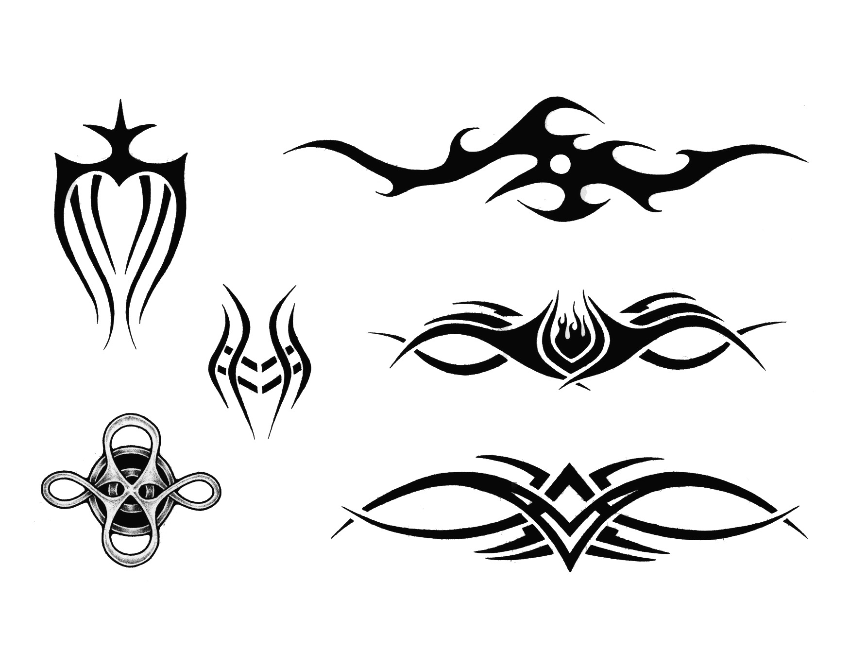 Cool Symbol Designs Clipart Best