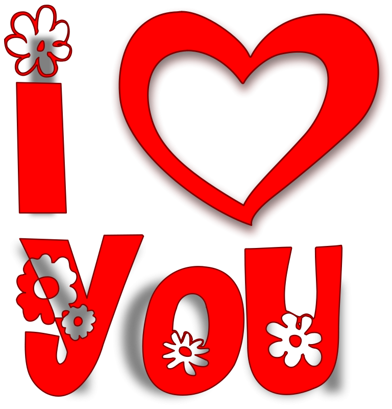 I love u images free download clipart best for Love top images