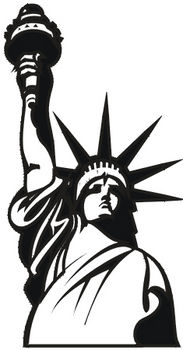 Statue of Liberty Head - ClipArt Best - ClipArt Best