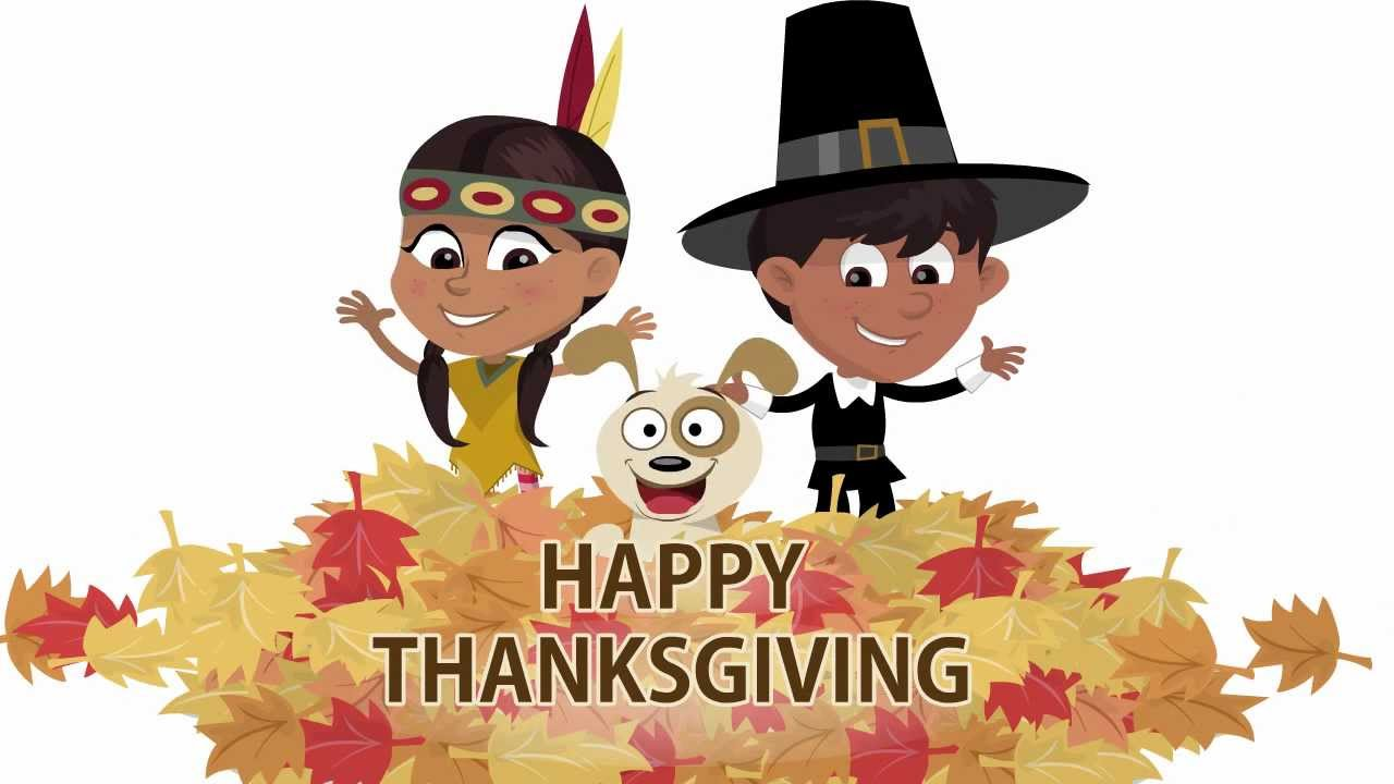 free clip art animated thanksgiving - photo #6