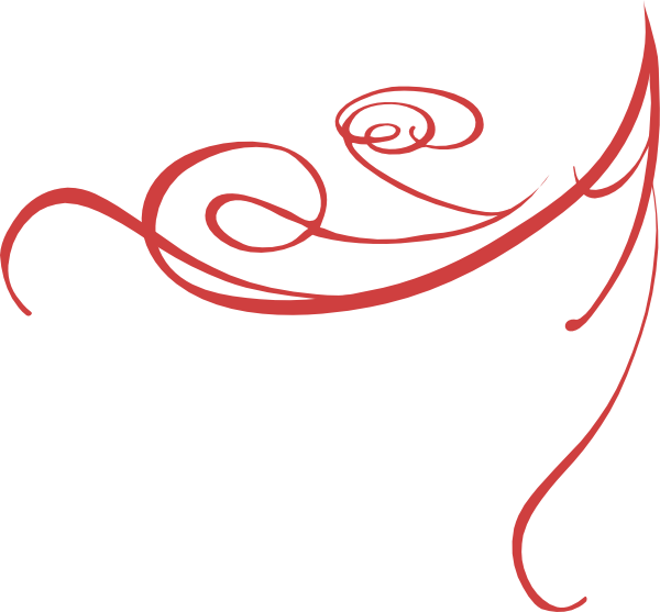 Red Swirl Designs - ClipArt Best