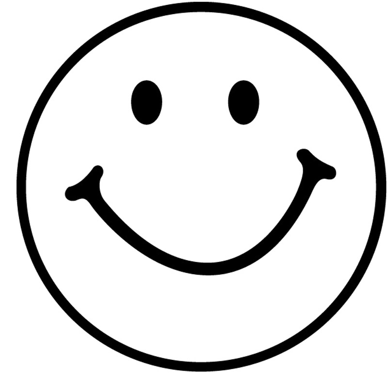 Happy And Sad Faces Black And White - ClipArt Best