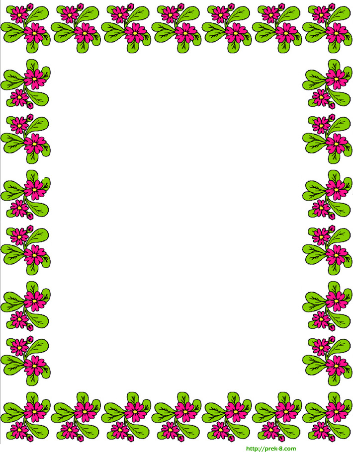 Paper Borders Designs - ClipArt Best