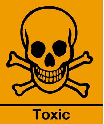 Toxic Hazard Symbol - ClipArt Best - ClipArt Best